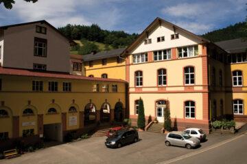 Gebäude von Art of Living Deutschland in Bad Antogast