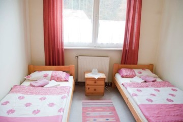 Zweibettzimmer im Art of Living Retreatzentrum im Schwarzwald