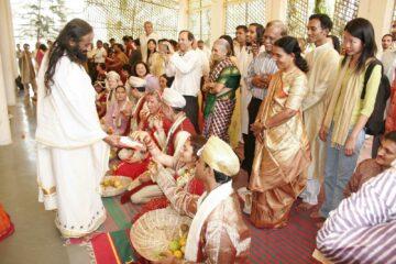 Begegnung mit Sri Sri Ravi Shankar