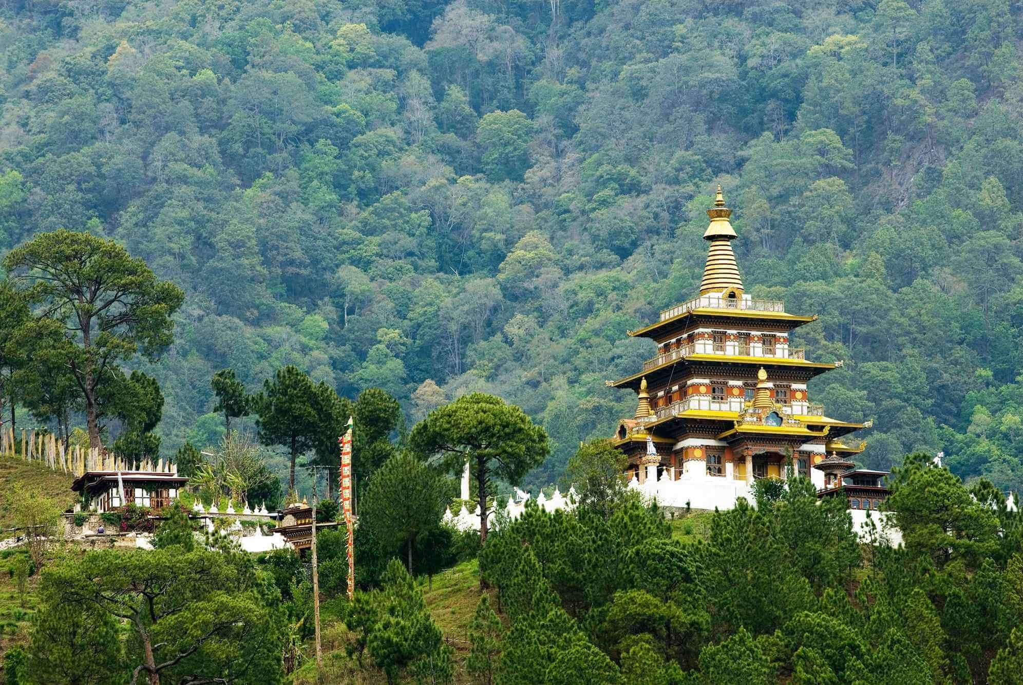 Reise nach Bhutan: Tempel, Meditation & Buddhismus erleben ...