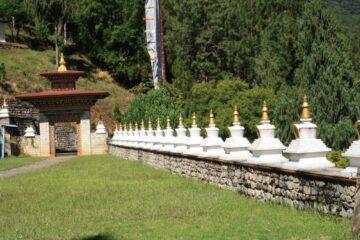 Buddhismus & Meditation erleben: Eine Reise zu den Kraftorten Bhutans