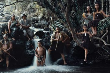 Ngapuhi Stamm der Maoris