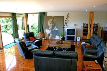 Lounge Pounamu Lodge