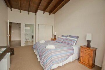 Zimmer in der Three Rivers Lodge