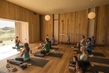 Meditation im Aro Hā