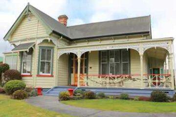 Robertson House von außen
