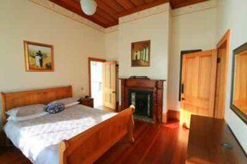 Schlafzimmer im Robertson House