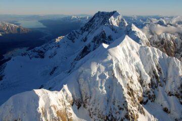 Mt. Cook & Tasman