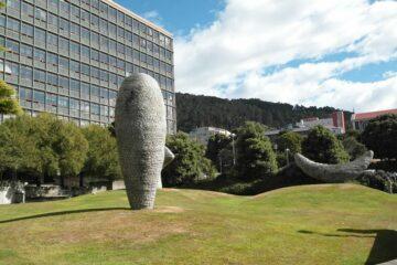 Kunst in Wellington