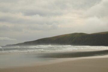 Sandfly Bay auf der Halbinsel Otago