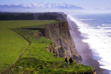Kaikoura: Idyllische Küstenwanderung durch Neuseeland