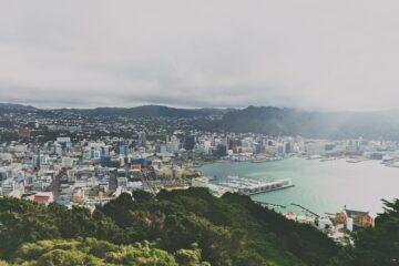 Wellington – Neuseelands pulsierende Hauptstadt