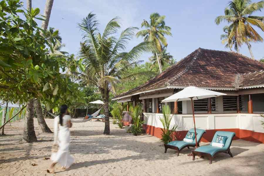 Palm-Bungalow