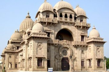 Belur Math in Kalkutta