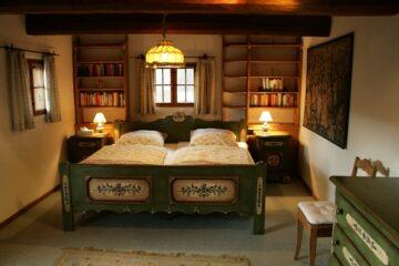 Zimmer im alten Pilgerhof