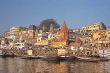 Nordindien-Rundreise: Rishikesh, Kalkutta, Varanasi erleben