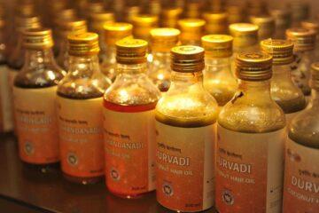 Ayurvedische Öle