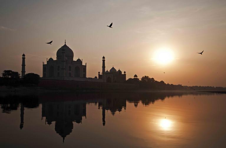 Wainando - Indien, Taj Mahal