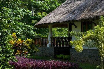 Arkund Deluxe Villa von aussen