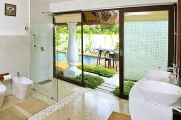 Badezimmer der Mallika Pool Villa