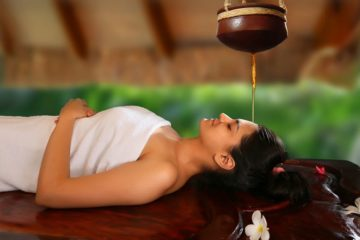 Ayurveda-Behandlung im Carnoustie Beach Resort