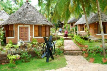 Special Cottage von aussen