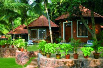Kerala House von aussen