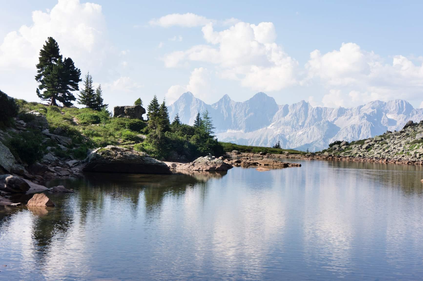 Österreich - Stille Berge & endlose Weite
