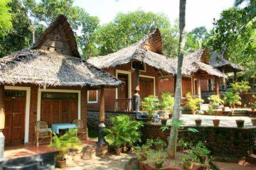 Garden Cottage von aussen