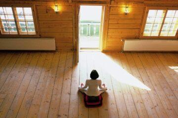 Meditation im Hubertus