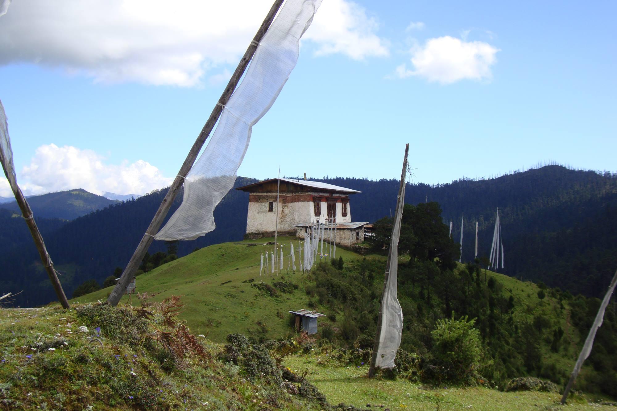 Druk Path Trek Wandern Mit Guide In Bhutan Wainando
