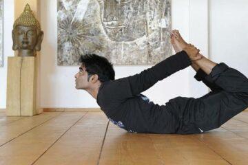 Yoga im Hubertus
