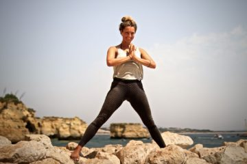 Yogalehrerin Steffi