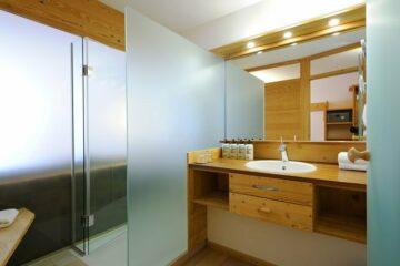 Hochalp Badezimmer
