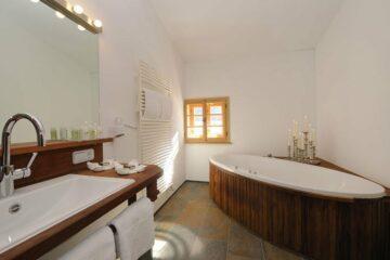 SteinbockSpa Badezimmer