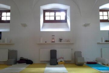 Blick auf den Seminarraum