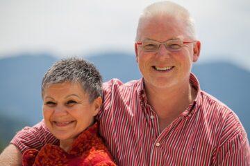 die Seminarleiter Marion und Bernhard Hötzel