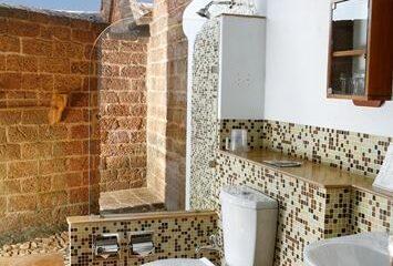 Badezimmer im SwaSwara
