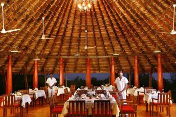 Cocum Restaurant im SwaSwara