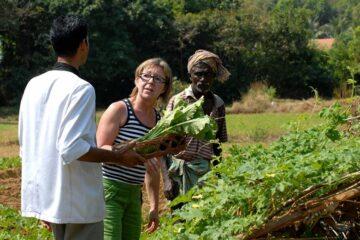 Nachhaltiger Anbau gehört zum Resort