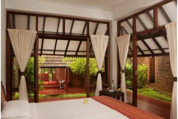 Schlafzimmer im SwaSwara
