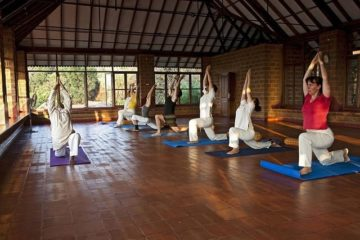 Yogastunde im SwaSwara