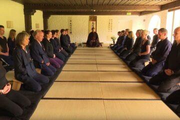 Zendo (Meditationshalle)