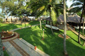 Resort-Gelände