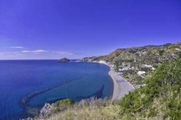 Strandpanorama Ischia