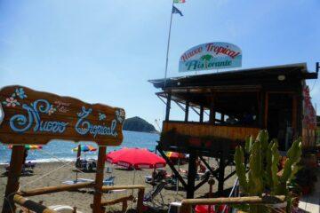 Strand von Ischia