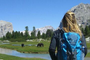 Yoga & Wanderurlaub in den Dolomiten (Alpen)