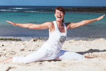 Yoga-Retreat: Yoga am Strand von Fuerteventura