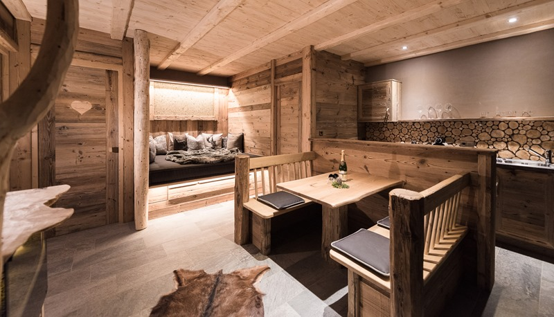 Urig edle chalets lodges in s dtirol wainando for Einrichtung shop