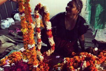 Blumen für Zeremonien